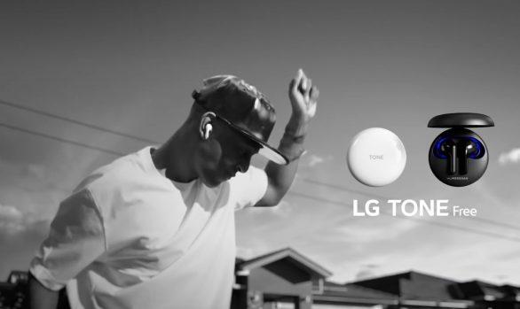 LG Tonefree 2020 Vibe